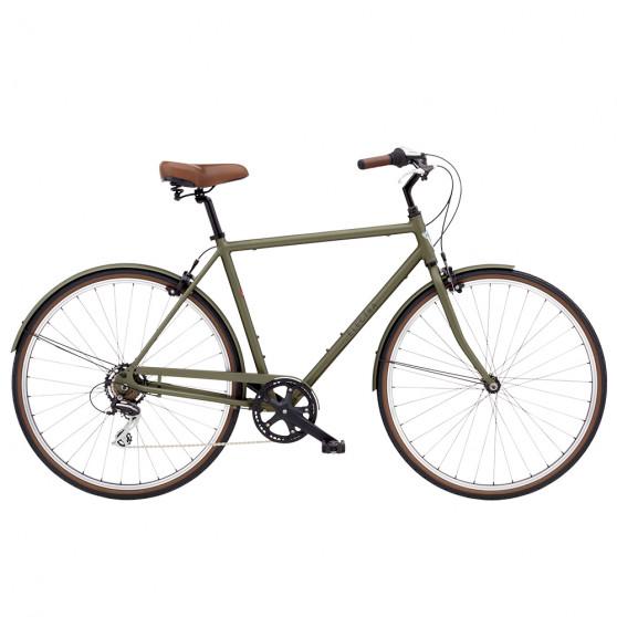Vélo de ville Electra Loft 7D Femme Beige