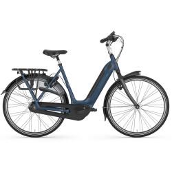 Vélo de ville électrique Gazelle Grenoble C8 HMB
