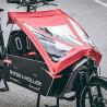 Vélo cargo électrique Riese&Müller Packster 60 gris foncé