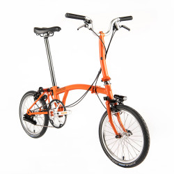 Vélo pliant Brompton type M monovitesse