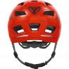 Casque vélo Abus Hyban 2.0 Signal orange arrière