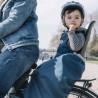 Tablier enfant Rainette pour siège vélo