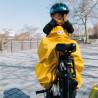 Tablier enfant Rainette pour siège vélo arrière