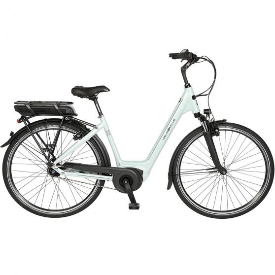 Vélo de ville électrique VDV CEB 200 rouge brillant