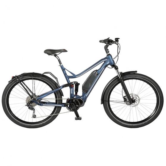 Vélo de randonnée électrique VDV AES 400 FS