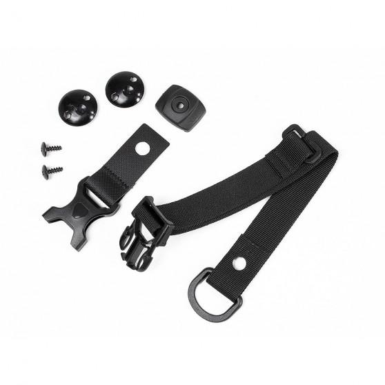 Sangle de fermeture noire Ortlieb pour sacoches Back-Roller / Sport-Roller QL2.1