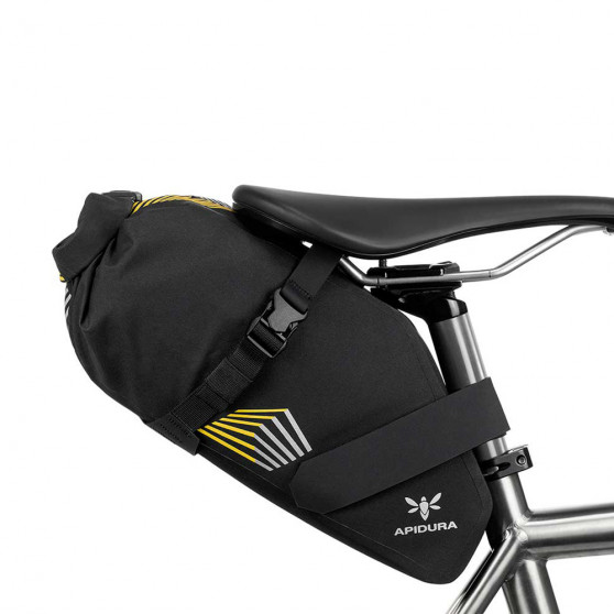 Sacoche de selle bikepacking Apidura Racing