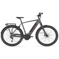 Vélo de randonnée électrique Gazelle Ultimate T10 HMB