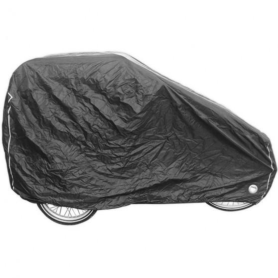 Housse de protection de luxe pour vélo cargo Babboe Curve / Carve