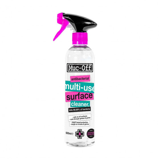 Spray  Muc-Off antibactérien multi surface 500mL
