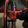 Pompe à main vélo Topeak MiniRocket iGlow