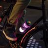 Porte-bidon Topeak iGlow Cage B LED violet