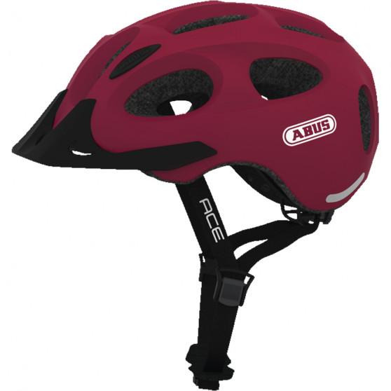 Casque de vélo ville Abus Youn-I ACE