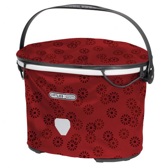 Sacoche de guidon Ortlieb Up-Town Design 17.5L rouge