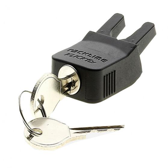 Serrure Racktime Secureit 2 clés