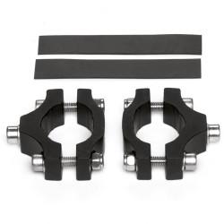 Adaptateur porte-bagages avant Tubus pour fourche sans œillets 20-26 mm