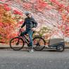 Remorque de transport multifonction Croozer Cargo Tuure vélo randonnée