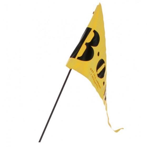 Fanion de sécurité pour remorque BOB Yak / Ibex