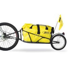Remorque de vélo voyage BOB Yak sac