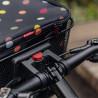 Sac isotherme pour panier vélo avant KlickFix Iso Basket Bag 16L fixation