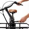 Vélo cargo électrique Kiffy Capsule