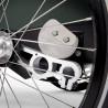 Remorque de vélo enfant Croozer Kid Vaaya 1/2 places