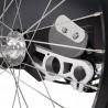 Remorque de vélo enfant Croozer Kid Keeke 1/2 places