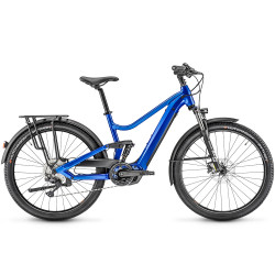Vélo de randonnée électrique Moustache Samedi 27 Xroad FS 3