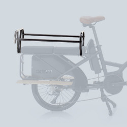 Structure transport enfant Kiffy Secure Bars