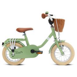 """Vélo enfant 12"""" Puky Steel Classic 12 (3-5 ans)"""