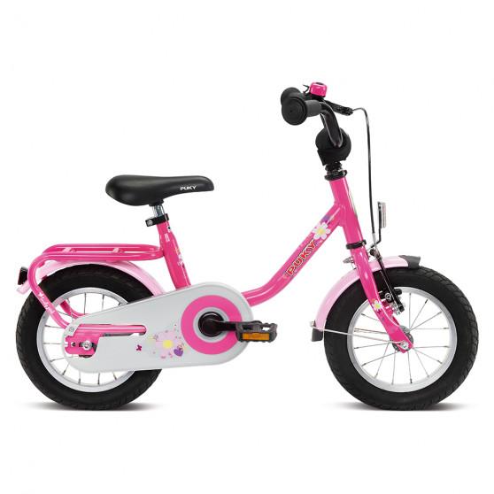 """Vélo enfant 12"""" Puky Steel 12 (3-5 ans)"""