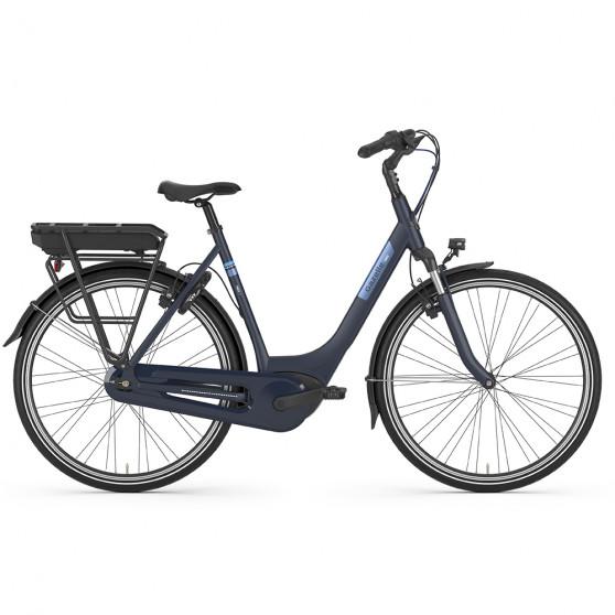 Vélo de ville électrique Gazelle Paris C7 HMB