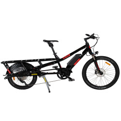 Vélo cargo électrique Yuba Spicy Curry All Terrain
