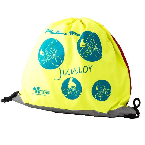 Cape de pluie enfant Spad De Ville Fulap Junior jaune