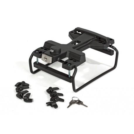 Ortlieb adaptateur pour Travel-biker/Trunk bag
