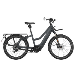 Vélo cargo électrique Speed Riese&Müller Multicharger GT Touring HS