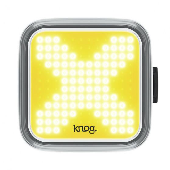 Éclairage avant Knog Blinder - 200 lumens