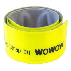 Bande jaune réfléchissante Wowow