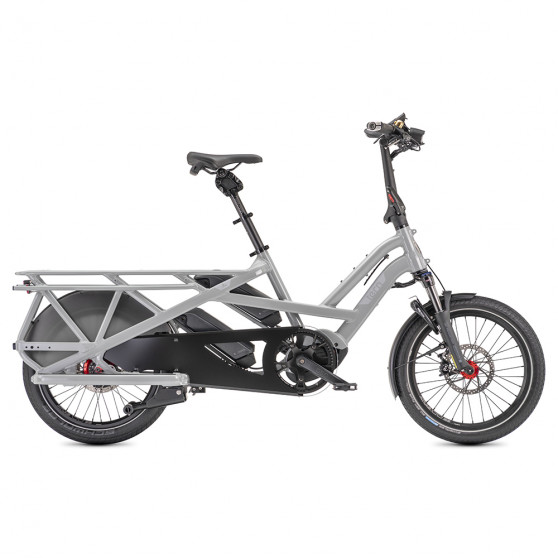 Vélo cargo électrique Tern GSD R14