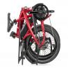Vélo pliant électrique Tern Vektron Q9 plié