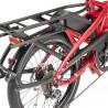 Vélo pliant électrique Tern Vektron Q9 Atlas Rack