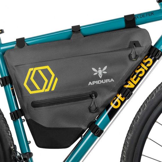 Sacoche de cadre Apidura Expedition Full Frame 7.5L vélo