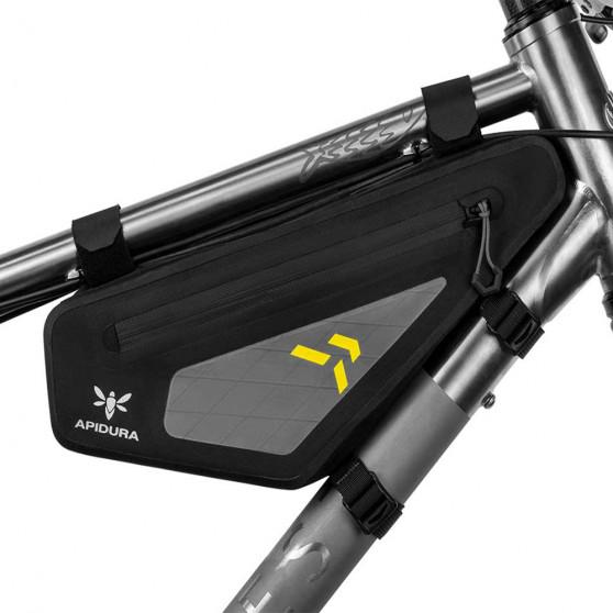 Sacoche de cadre bikepacking Apidura Backcountry 2L