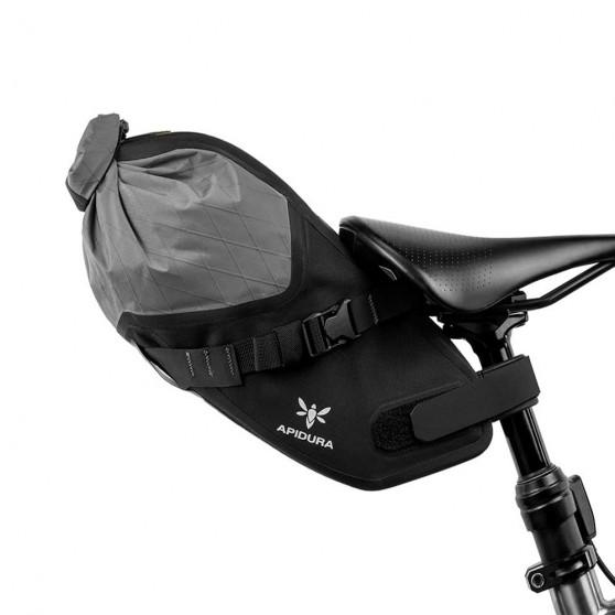 Sacoche de selle bikepacking Apidura Backcountry 4.5L ou 6L