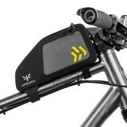 Sacoche de cadre bikepacking Apidura Backcountry Top Tube 1L