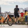 Vélo cargo électrique Yuba Kombi E5