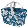 Panier de vélo arrière Basil Magnolia Carry All 22L bleu