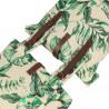 Paire de sacoches arrière Basil Ever-Green 2 x 16L