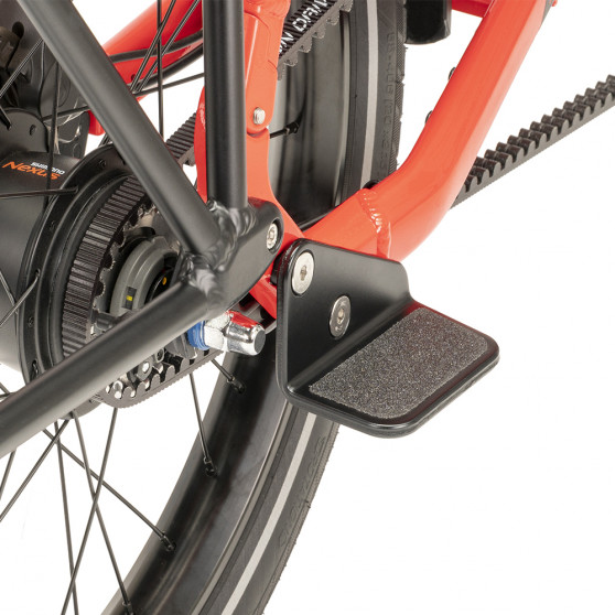Repose-pieds Tern Sidekick Footrests pour vélo cargo HSD