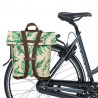 Sacoche sac à dos vélo ville Basil Ever-Green 19L